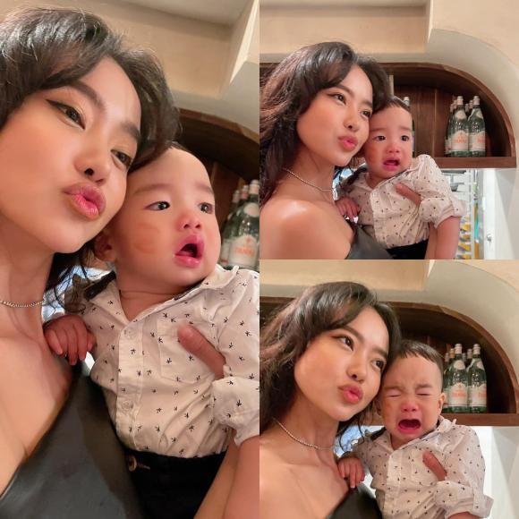 Ninh Hoàng Ngân, người mẫu Ninh Hoàng Ngân, sao Việt