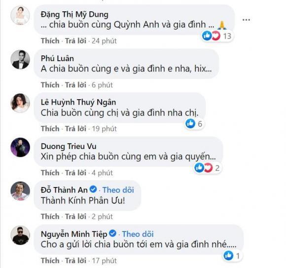 Trương Quỳnh Anh, Xuân Lan, Dương Triệu Vũ, Thân Thúy Hà, Midu