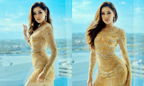 Miss Universe 2020, Hoa hậu Khánh Vân, Hoa hậu hoàn vũ thế giới