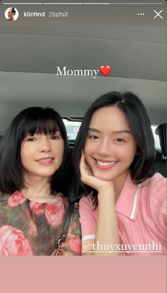 hot girl, rich kid Việt, ngày của mẹ