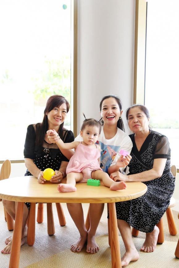 ngày của mẹ, Mother's day, sao Việt, Giáng My, Thùy Dung,