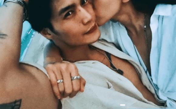 Ngô Thanh Vân, Huy Trần, Nữ diễn viên, Hẹn hò