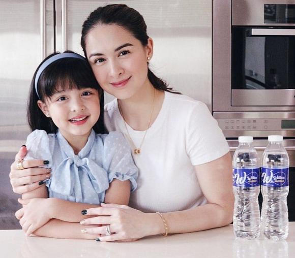 marian rivera, bé zia, con gái marian rivera, mỹ nhân đẹp nhất philippines
