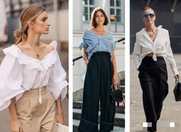 thời trang đẹp, quần ống rộng, thời trang đẹp cho nữ