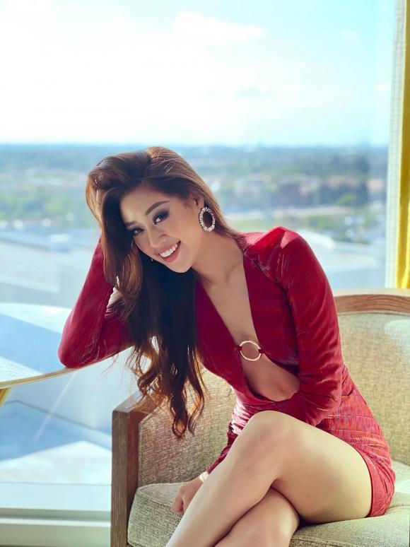 Hoa hậu Khánh Vân, Hoa hậu Hoàn vũ 2020, Zozibini Tunzi