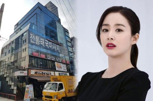 kim tae hee, tòa nhà, nhà của sao