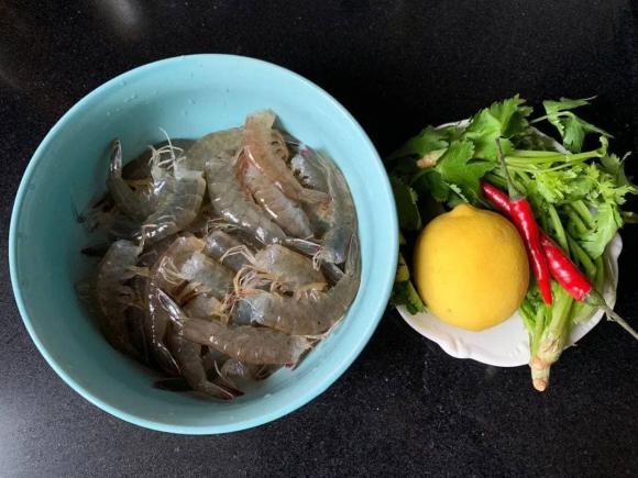 Tôm sốt Thái chua cay, món ngon, cách nấu ăn