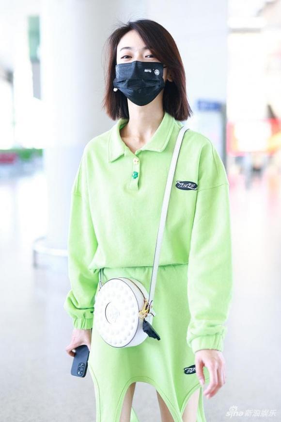 ngô cẩn ngôn, thời trang sân bay, sao hoa ngữ