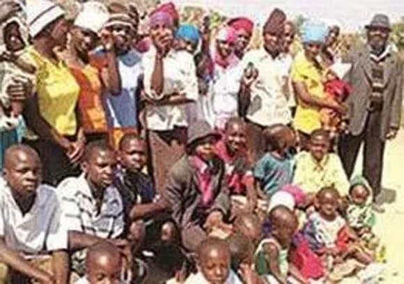 đông con, Zimbabwe, nhiều vợ