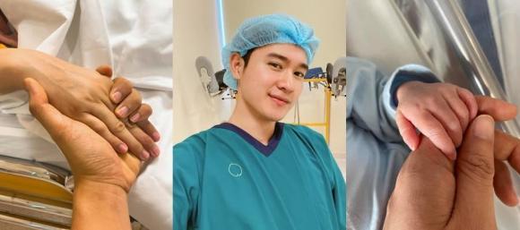 Huỳnh Thảo Trang, Trương Quang Pháp, Nhóc tỳ chào đời