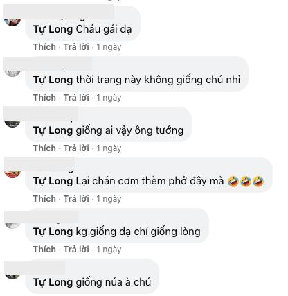 Lâm Vỹ Dạ, Tự Long, nhận xét phũ, sao Việt