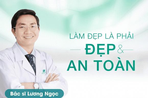 Bác sĩ Lương Ngọc, Giảm mỡ an toàn, hút mỡ