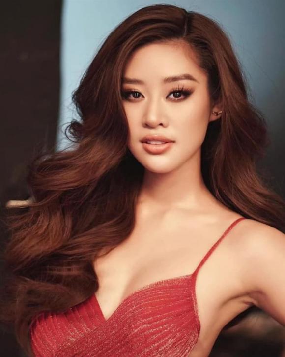 Khánh Vân, Miss Universe, người hâm mộ, sao Việt