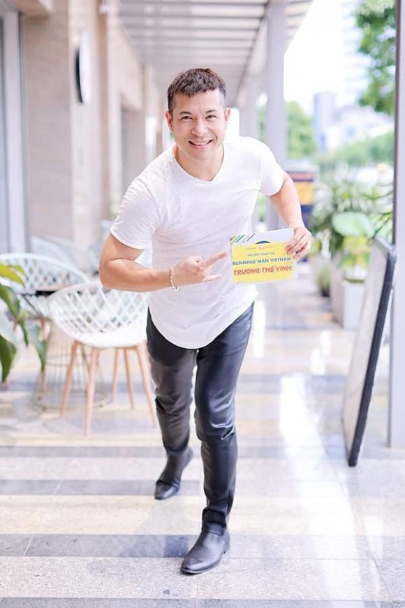 Trấn Thành, Trương Thế Vinh, Nam diễn viên, Running Man Vietnam
