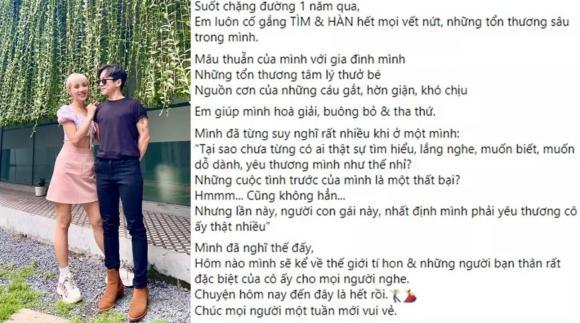chuyển giới của Miko Lan Trinh kể lại 'hợp đồng hôn nhân'ca si miko lan trinh, sao Việt