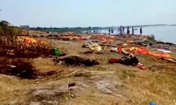 Badaun, Ấn Độ, sóng thần, COVID-19