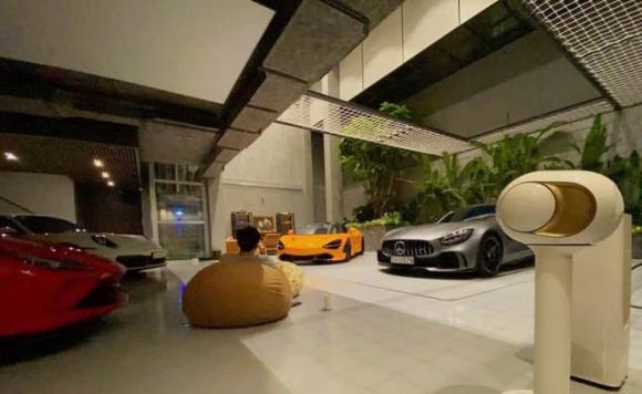Cường Đô la, đại gia giàu có, đàm thu trang, siêu xe, sao việt,