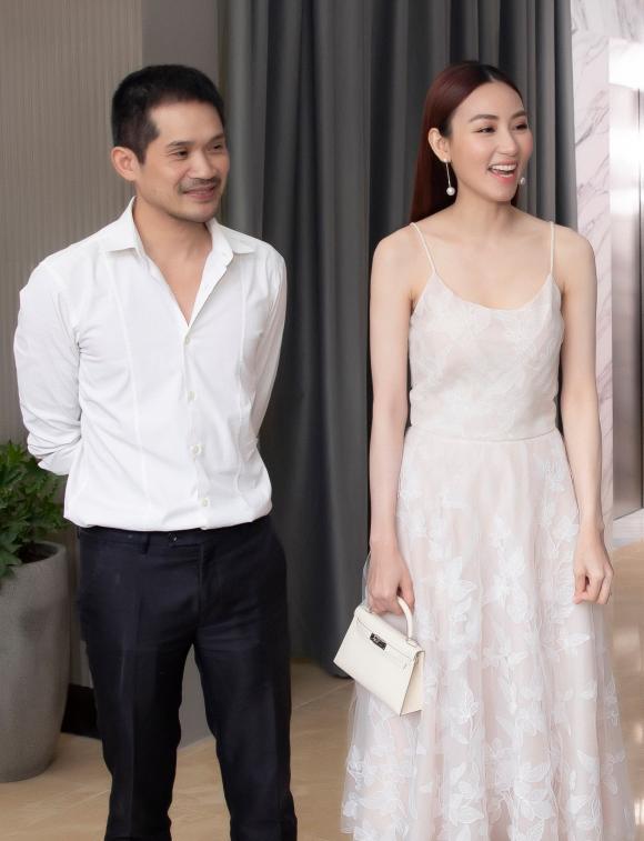 Ngân Khánh, Nữ diễn viên, Chồng Việt kiều