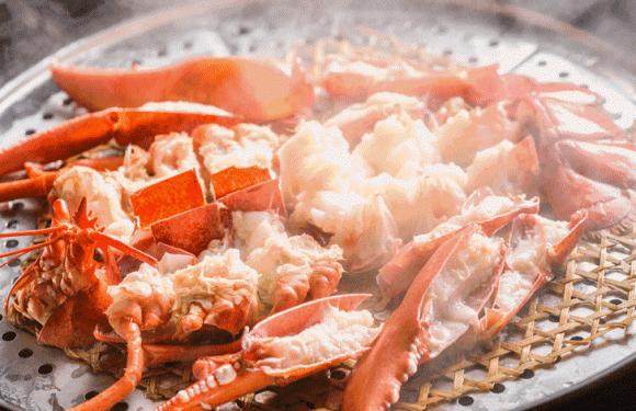 ẩm thực, món ngon mỗi ngày, hấp hải sản