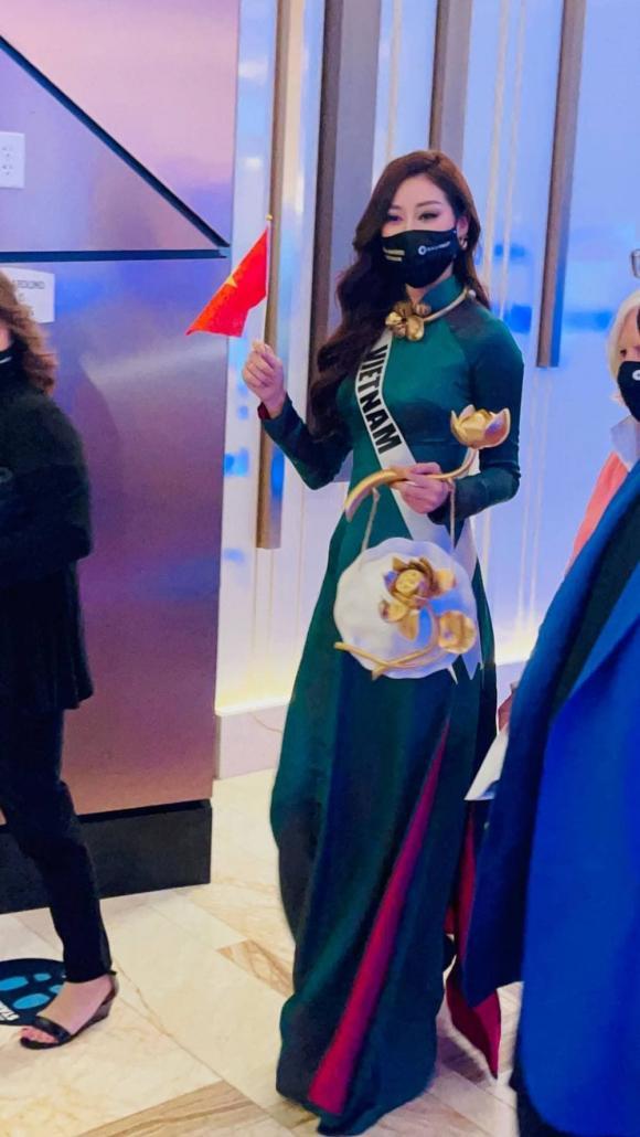 Khánh Vân, Hoa hậu khánh vân, đại diện Việt Nam, Hoa hậu hoàn vũ 2020, sao Việt