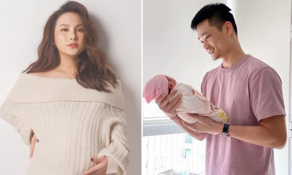 Bảo Thanh, Bảo Thanh sinh con gái, sao Việt