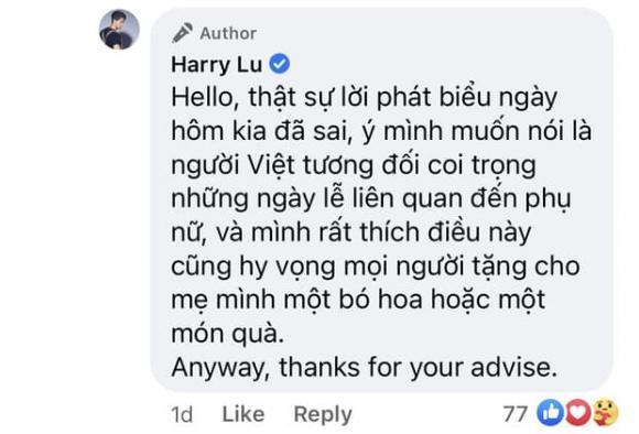 Harry Lu, scandal Harry Lu, sao Việt