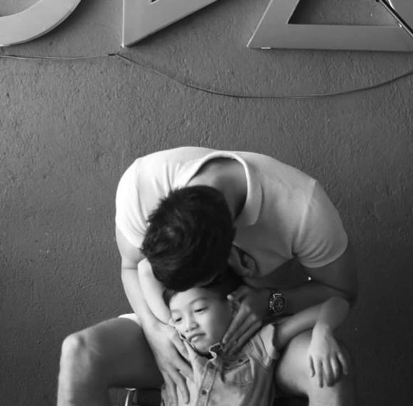 Subeo, Kim Lý, Hồ Ngọc Hà, Con trai riêng