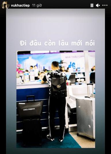 Vũ Khắc Tiệp, Dịch Covid-19, Sao Việt