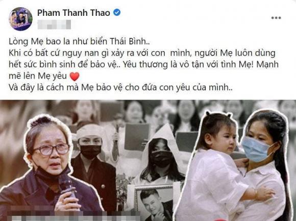 Phạm Thanh Thảo, Vân Quang Long, Cố ca sĩ, Qua đời