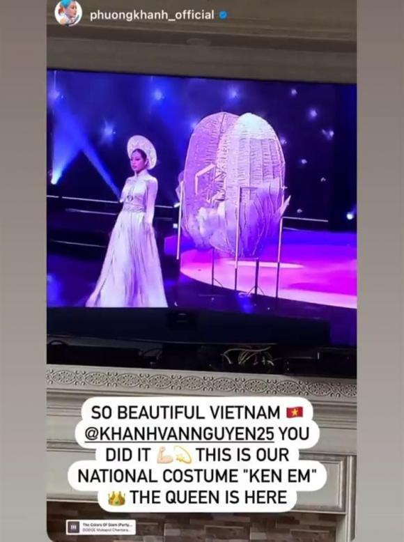 Hoa hậu Khánh Vân, Hoa hậu Catriona Gray, Hoa hậu hoàn vũ 2020