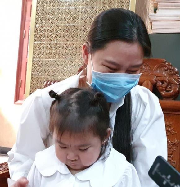 Linh Lan nhắn nhủ đến đấng sinh thành của chồng quá cố, mong ông bà hãy buông tha cho cô.