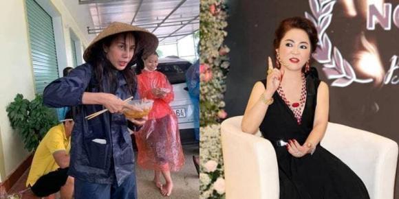 Thủy Tiên, Bà Phương Hằng, Vợ Dũng