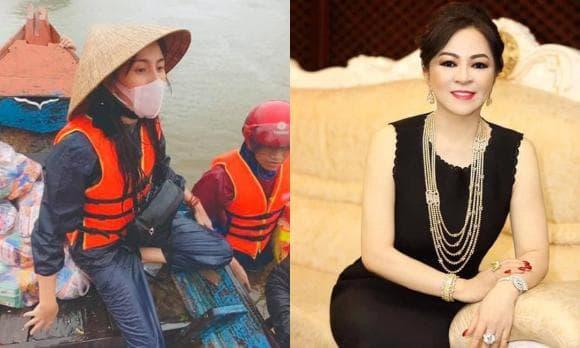 ca sĩ Thuỷ Tiên, sao Việt, vợ ông Dũng