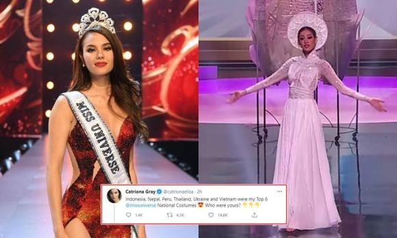 Khánh Vân, Miss Universe 2020, clip ngôi sao