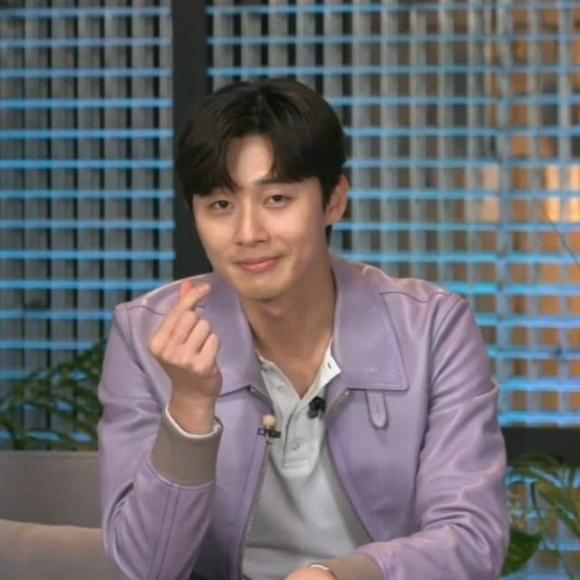 park seo joon, park min young, fan meeting, sao hàn