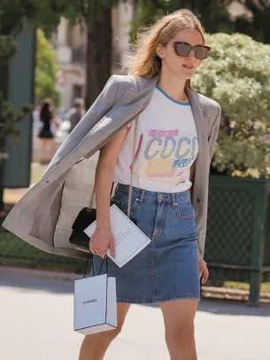 Đã đến lúc mặc áo phông, áo phông, thời trang đẹp