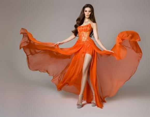 hoa hậu Khánh Vân, Miss Universe, sao Việt