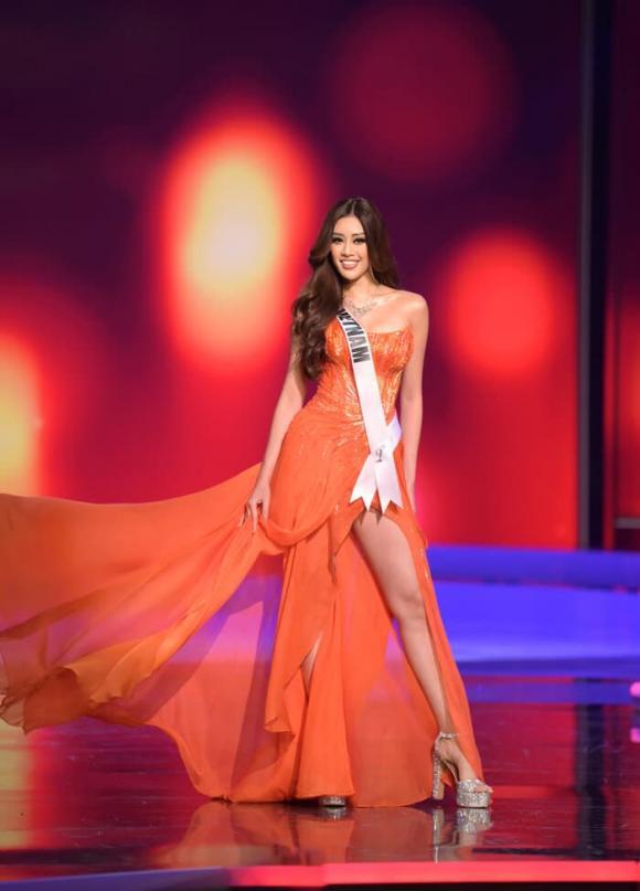 Khánh Vân, Miss Universe 2020, Bảng điểm