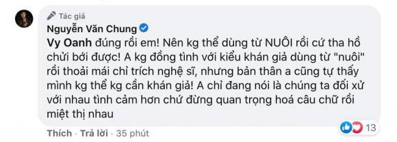 nhạc sĩ Nguyễn Văn Chung,ca sĩ Vy Oanh,nữ ca sĩ Vy Oanh, sao Việt
