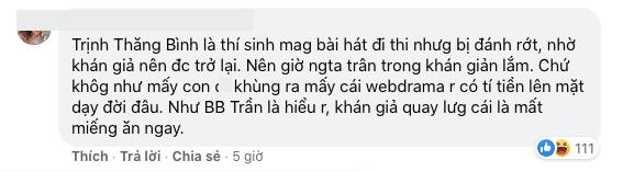 Trịnh Thăng Bình, Nghệ sĩ Việt, khán giả nuôi sống nghệ sĩ, người hâm mộ, showbiz, nguồn thu của nghệ sĩ, mạng xã hội, sao việt,