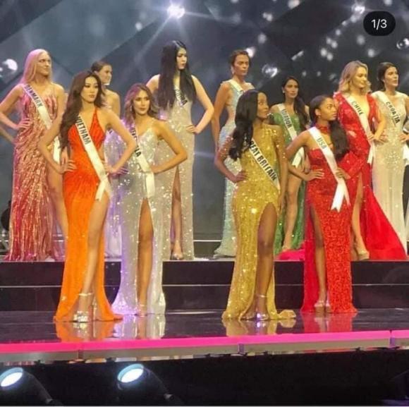 Ngọc Quyên, Khánh Vân, Miss Universe 2020,