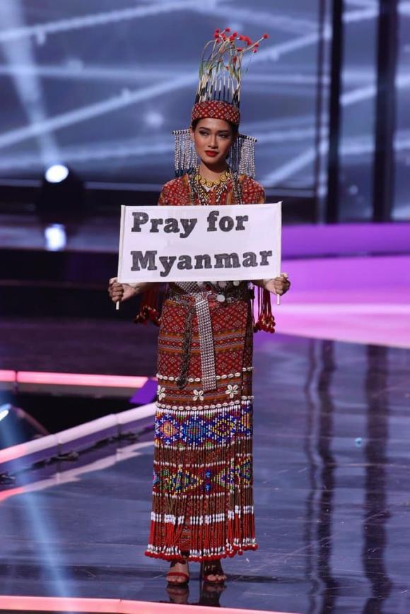 Hoa hậu Hoàn Vũ Myanmar, Miss Universe 2020, Wint Lwin