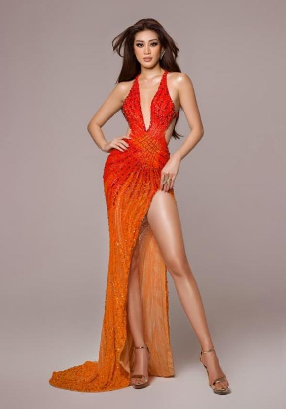 hoa hậu Khánh Vân, sao Việt, Miss Universe 2020