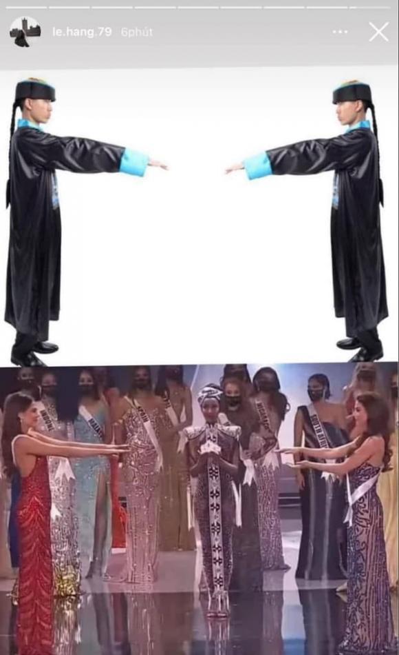 Miss Universe 2020, Lệ Hằng, Á hậu Lệ Hằng