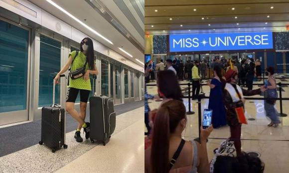 Khánh Vân, bố Khánh Vân, Miss Universe 2020