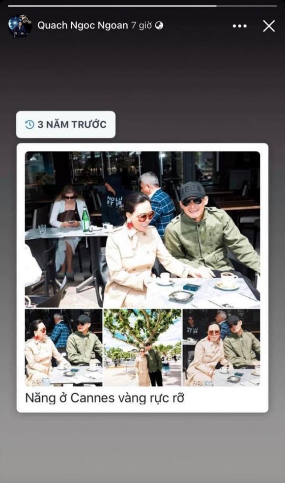 Quách Ngọc Ngoan, Phượng Chanel, Sao Việt, Chia tay