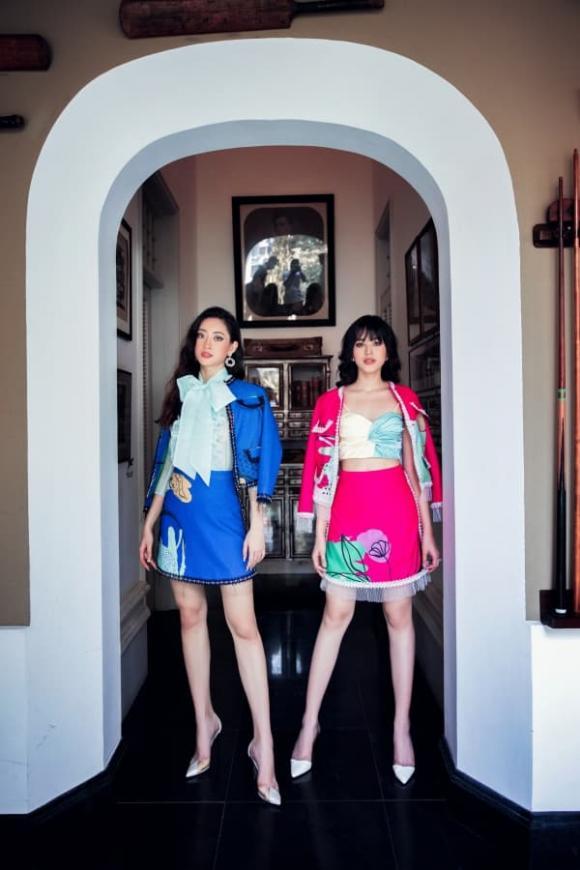 hoa hậu Lương Thuỳ Linh, hoa hậu Đỗ Thị Hà, sao Việt