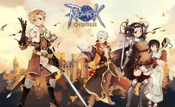 Ragnarok Origin, Game mobile, Game nhập vai, Game online