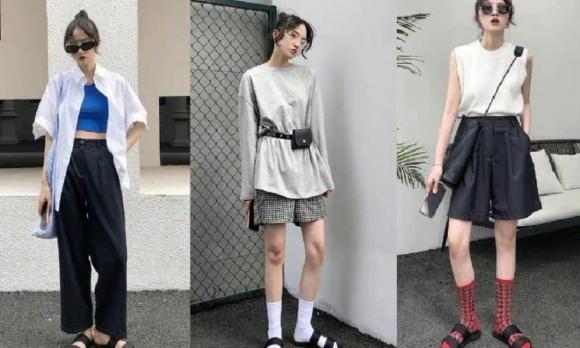 thời trang đẹp, phụ nữ thấp bé, thời trang cho phụ nữ thấp bé