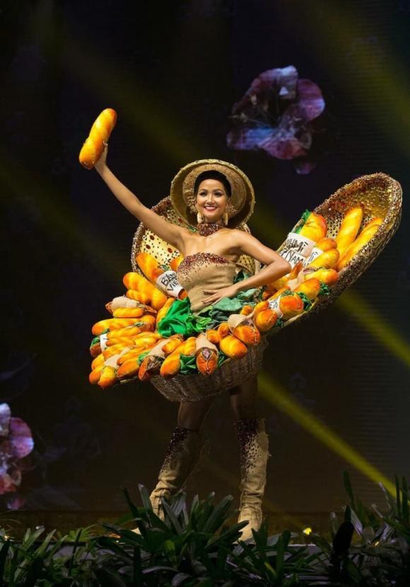 hoa hậu H'Hen Niê, hoa hậu Hoàng Thuỳ, hoa hậu Khánh Vân, sao Việt